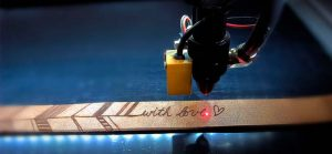 Laser engraving – now and then
